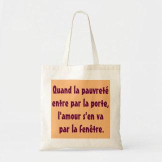 bag proverb love