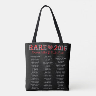 bag, rare, rare16, black tote bag