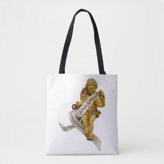 Bag shoulder-belt guardian angel heart KD