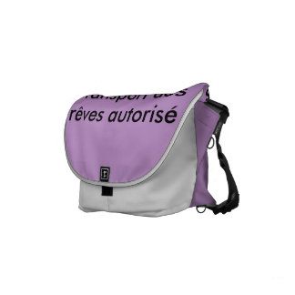 Bag small Messenger Commuter Bags
