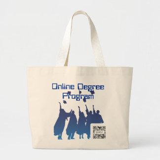 Bag Template Online Degree