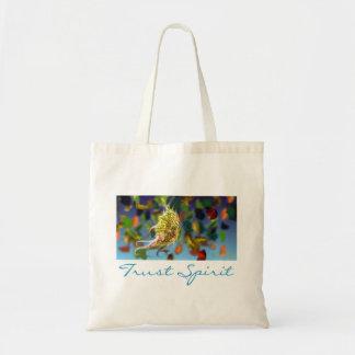 """bag,""""Trust Spirit"""" Tote Bag"""