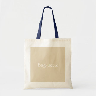 Bag-uette tote bag