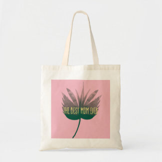 Bag with leave for Mom