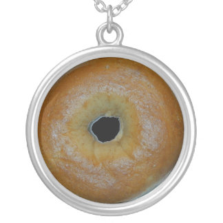 Bagel necklace
