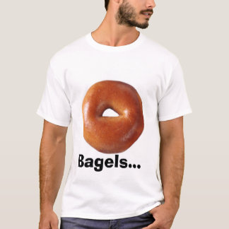 Bagels and Cheese T-Shirt