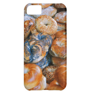 Bagels!! iPhone 5C Cases