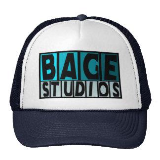 BageStudios logo Cap Trucker Hat