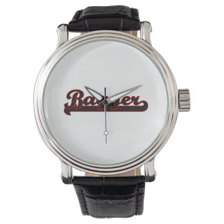 Bagger Classic Job Design Watch