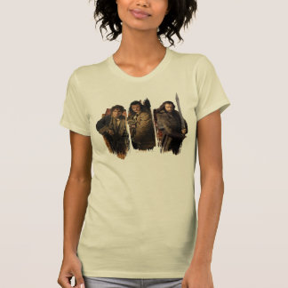 BAGGINS™, Bard, and Thorin Graphic T-shirts