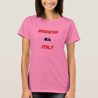 Bagheria, Italy Scooter T-Shirt