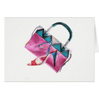 Bag'n'shoe Card