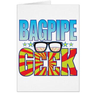 Bagpipe Geek v4 Card