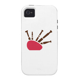 Bagpipe instrument iPhone 4 cover