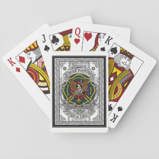 Bagpipe Playing Cards