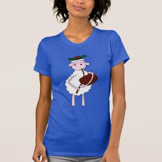 Bagpipe Sheeple T-Shirt