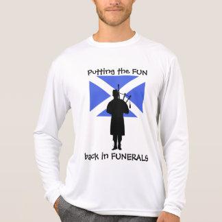 Bagpiper Humor T-Shirt