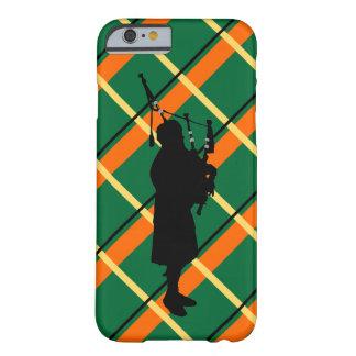 Bagpiper Tartan Phone Case