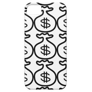 Bags of Money Tiled Case
