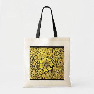 Bags-Vintage Fabric-William Morris 21 Tote Bag