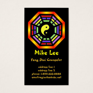 Bagua Business Cards