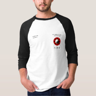 Bagua sample club shirt