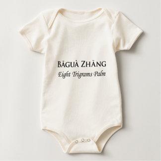 Baguazhang Baby Bodysuit