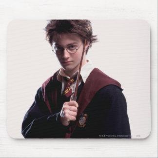 Baguette magique de Harry Potter augmentée Tapis De Souris