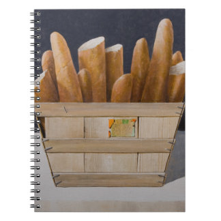 Baguettes 2010 notebooks