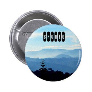 Baguio Tourist Attraction 2 Inch Round Button