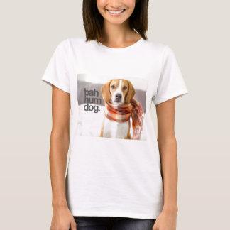 """""""Bah Hum Dog"""" Beagle T-Shirt"""