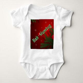 Bah Humbug Baby Bodysuit