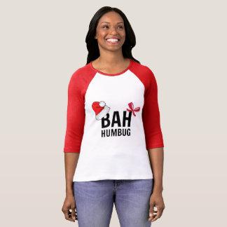 Bah Humbug Christmas Shirt