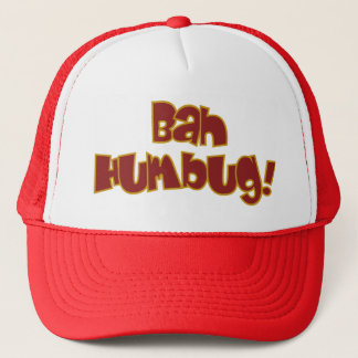 BAH HUMBUG! hat - choose color