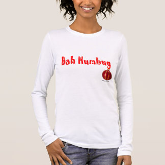 Bah Humbug Holiday T-shirt