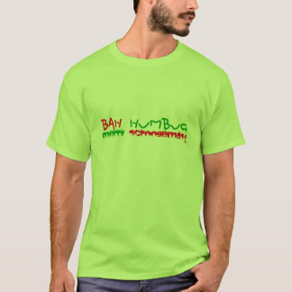 Bah Humbug, Merry Scroogemas !, All Colors - ZS T-Shirt