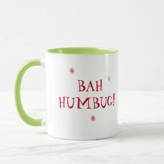 BAH HUMBUG! MUG