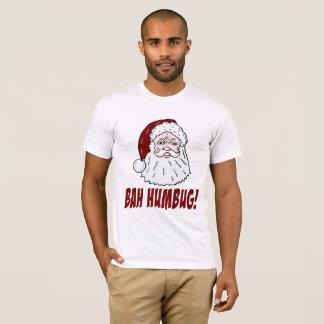Bah Humbug Santa Shirt