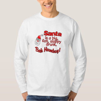 BAH HUMBUG shirt - choose style