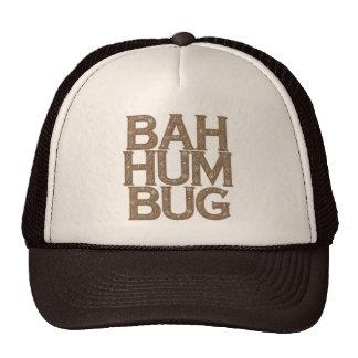 Bah Humbug Snowflake Hat