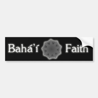 Baha'i Faith Bumper sticker