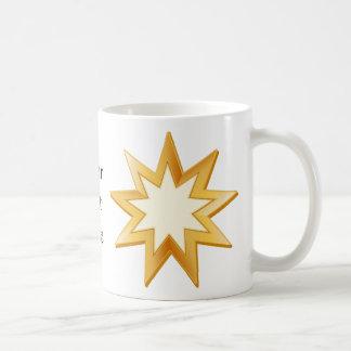 Baha'i Symbol Coffee Mug