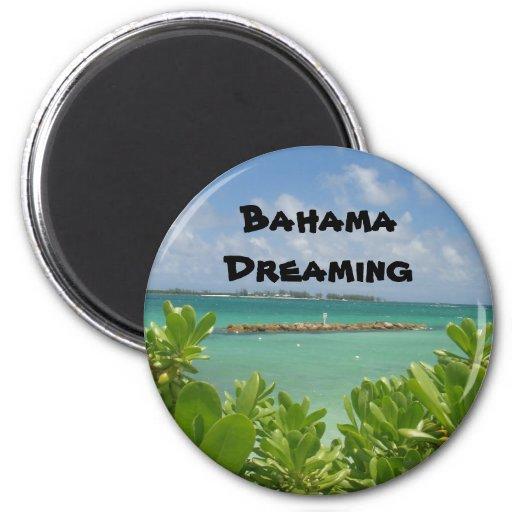 Bahama Dreaming Magnet