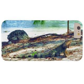 Bahama Iguana Barely There iPhone 6 Plus Case
