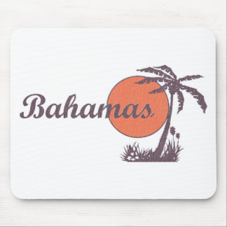 Bahama Worn Mouse Pad