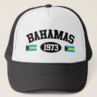 Bahamas 1973 trucker hat