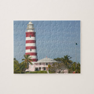 BAHAMAS, Abacos, Loyalist Cays, Elbow Cay, Hope Puzzles