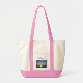 bahamas, Bahamas Tote Bag