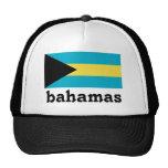 Bahamas Baseball Cap Trucker Hat