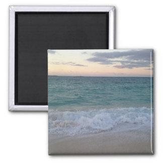 Bahamas beach magnet